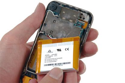 Quanto costa cambiare la batteria dell'iPhone?