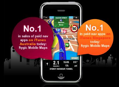 Sygic Mobile Maps Europe torna in App Store, ma ha ancora problemi
